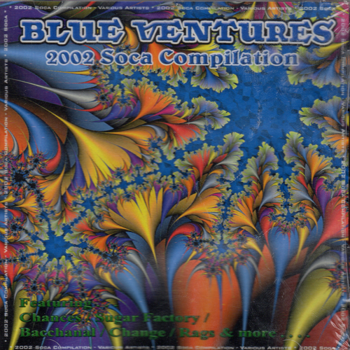 2002 Soca Compilation - Blue Ventures