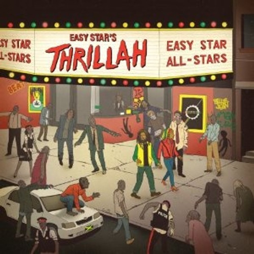 Thrillah - East Star All Stars