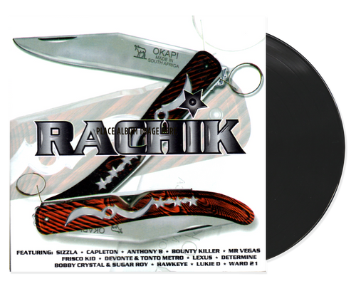 Rachik - Various Artists (LP)