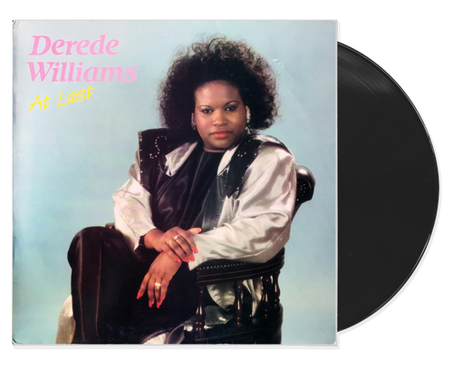 At Last - Derede Williams (LP)