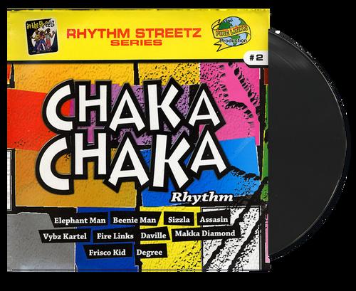 Chaka Chaka - Various Artists (LP)