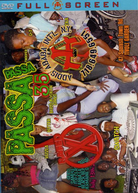 Passa Passa Dance Vol.35 - Various Artists (DVD)