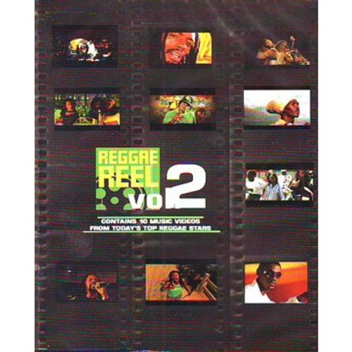 Reggae Reel Vol.2 - Various Artists (DVD)