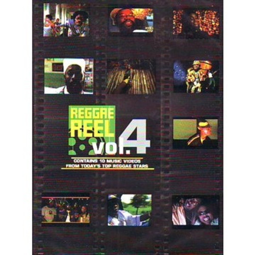 Reggae Reel Vol.4 - Various Artists (DVD)