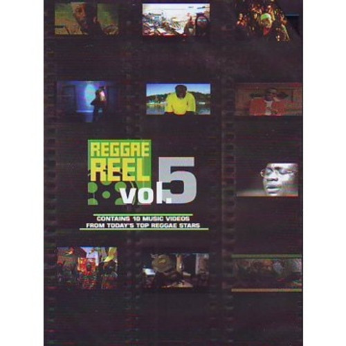 Reggae Reel Vol.5 - Various Artists (DVD)