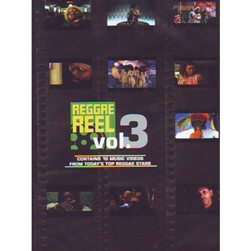 Reggae Reel Vol.3 - Various Artists (DVD)