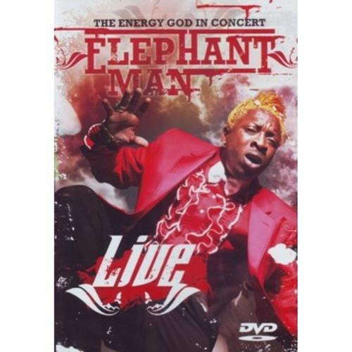 Elephant Man Live - Elephant Man (DVD)
