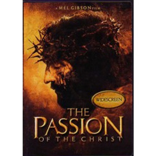 The Passion Of The Christ - James Caviezel (DVD)