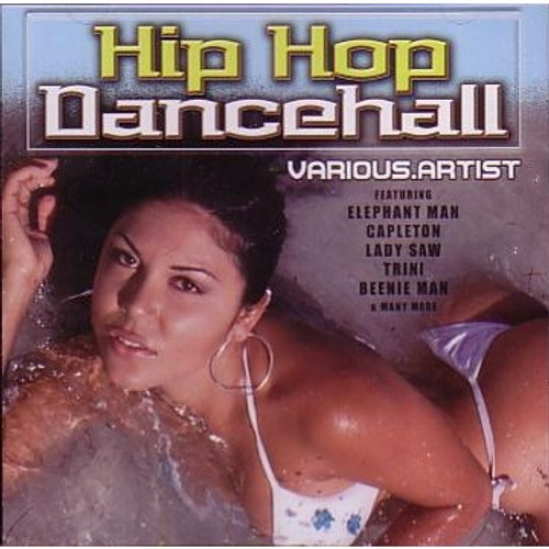 Hip Hop Dancehall - Various Artists