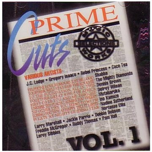 Prime Cut Works Vol.1 - Various Artists