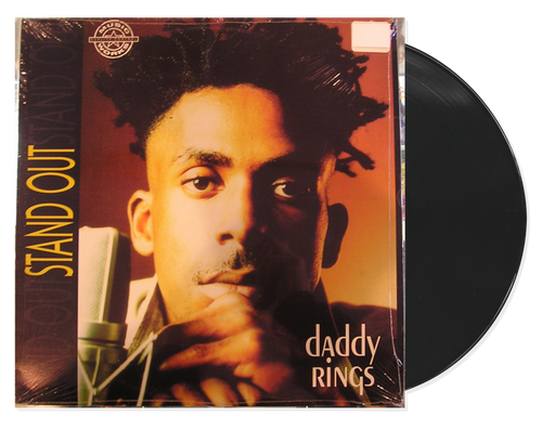 Stand Out - Daddy Rings (LP)