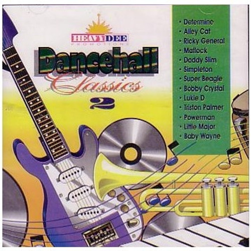 Dance Hall Classics 2. - Various Artists