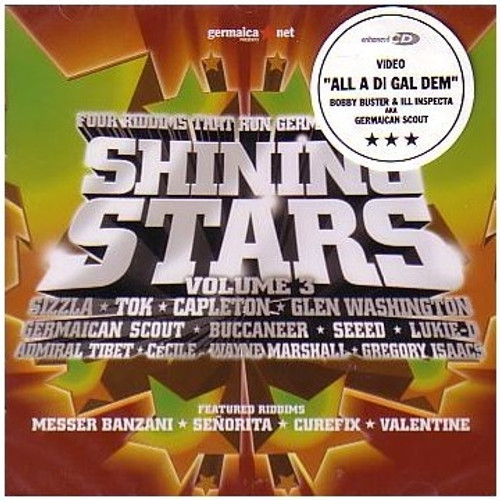 Shining Stars Vol.3 - Various Artists