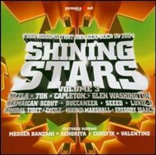 Shining Stars Vol.3 - Various Artists (lp)