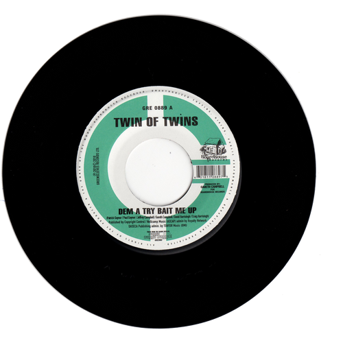 Dem A Try Bait Me Up - Twin Of Twins (7 Inch Vinyl)