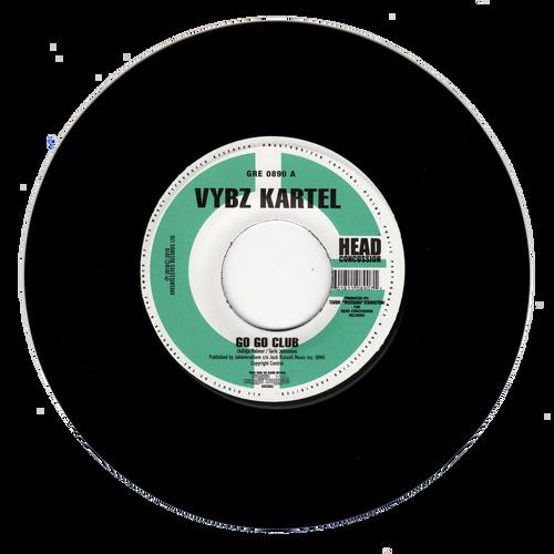 Go Go Club - Vybz Kartel (7 Inch Vinyl)