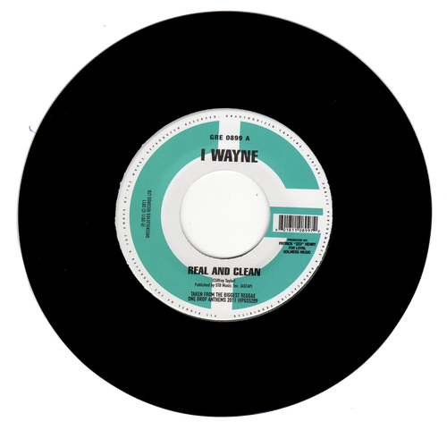 Real And Clean - I Wayne (7 Inch Vinyl)