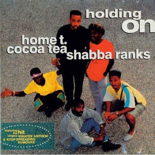 Holding On - Shabba Ranks
