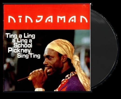 Ting A Ling - Ninja Man (LP)