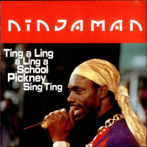 Ting A Ling - Ninja Man