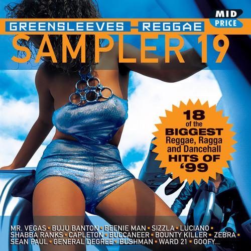 Greensleeves Reggae Sampler 19 - Various Artists