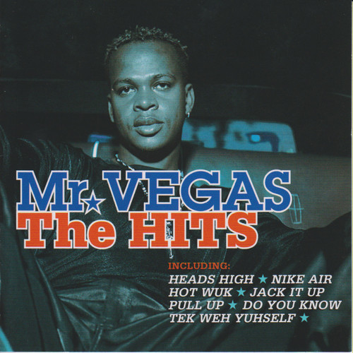 Mr. Vegas - The Hits - Mr. Vegas