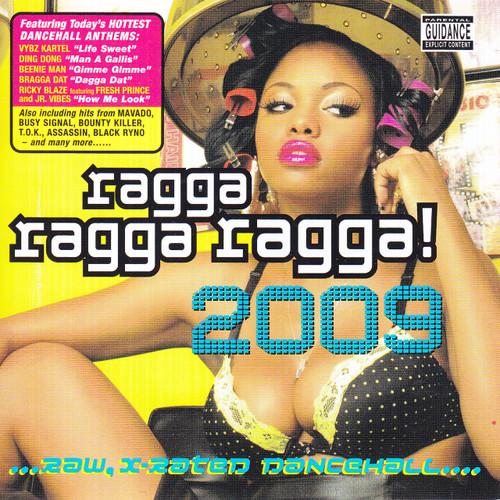 Ragga Ragga Ragga 2009(Import Edition 2cd Set) - Various Artists