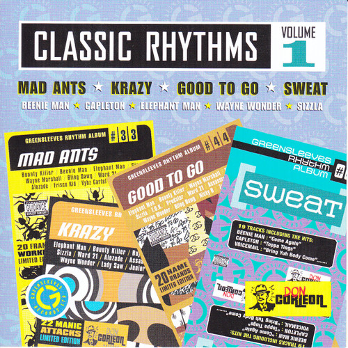 Classic Rhythms Vol.1 - Various Artists