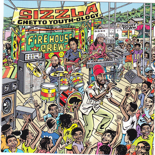 Ghetto Youthology - Sizzla