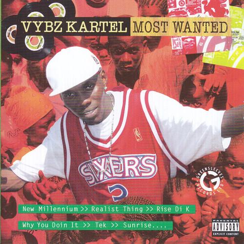 Most Wanted Vybz Kartel - Vybz Kartel