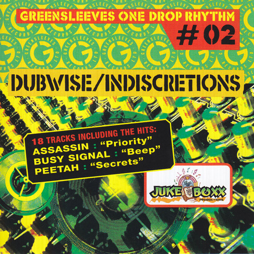 Dubwise & Indiscretions - Various Artists