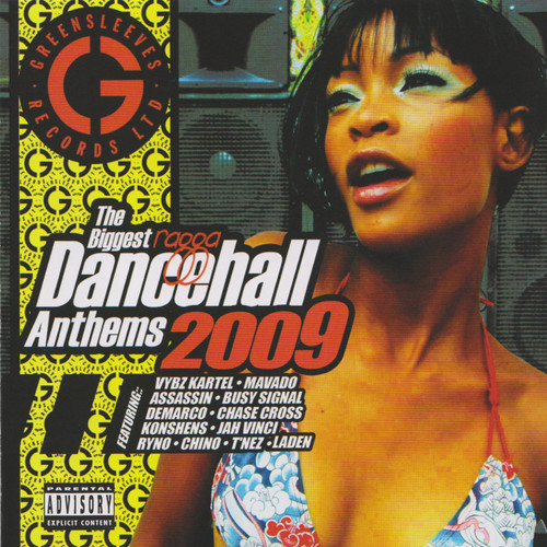 Biggest Ragga Dancehall Anthems 2009 - Various Artists