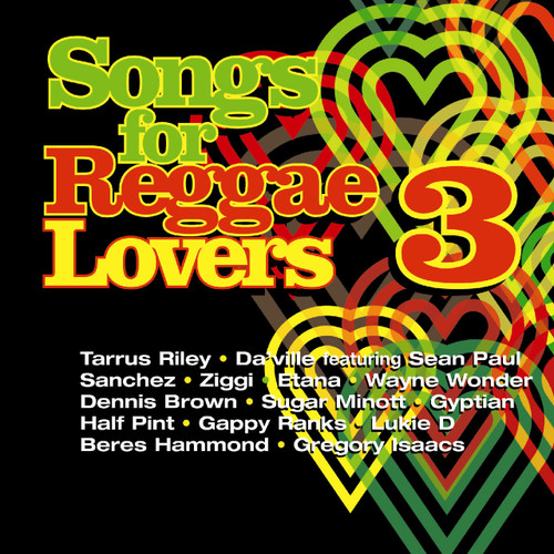 Songs For Reggae Lovers Vol.3 - Various Artists