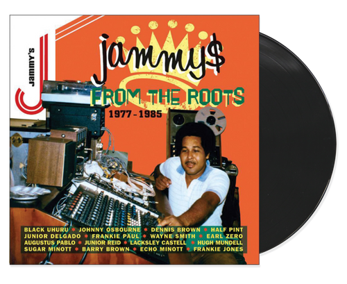 Jammy's From The Roots - King Jammy (LP)