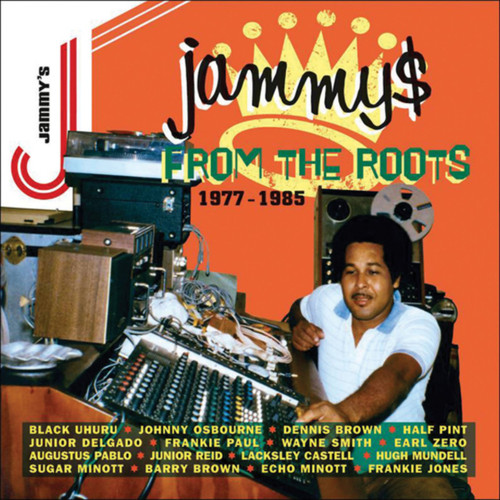 Jammy's From The Roots - King Jammy