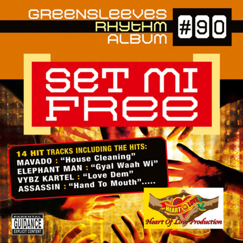 Set Mi Free - Various Artists