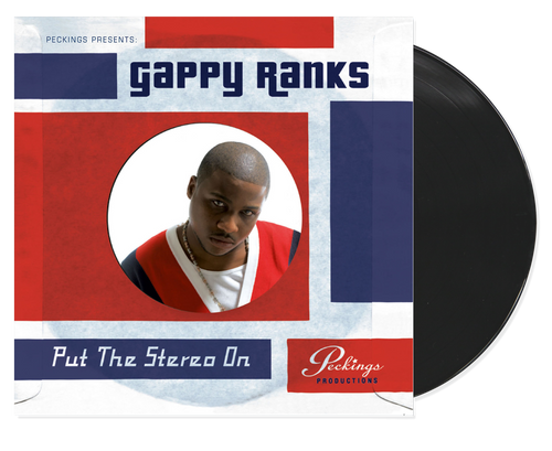 Put The Stereo On - Gappy Ranks (LP)