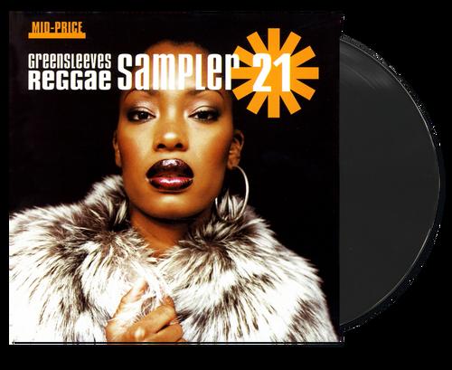 Greensleeves Reggae Sampler 21 - Various Artists (LP)