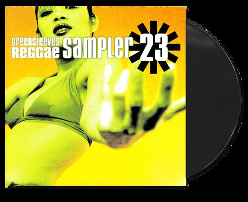 Greensleeves Reggae Sampler 23 - Various Artists (LP)