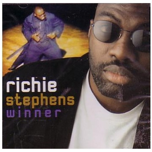Winner - Richie Stephens