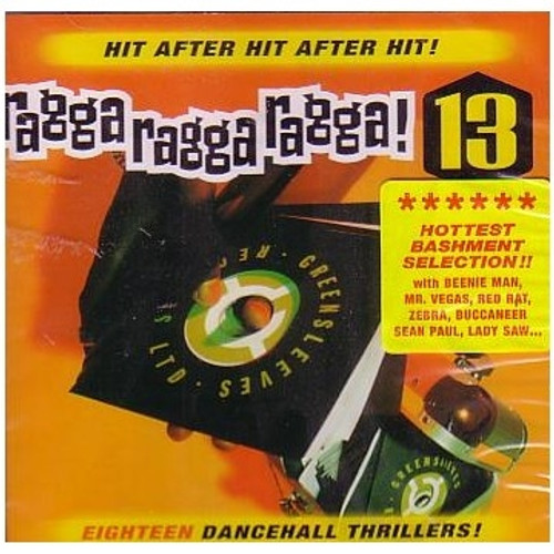 Ragga Ragga Ragga 13 - Various Artists