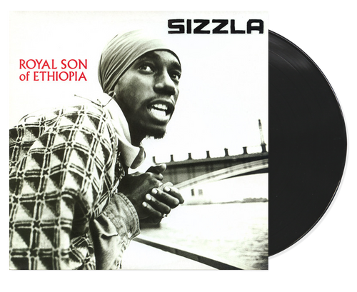 Royal Son Of Ethiopia - Sizzla (LP)