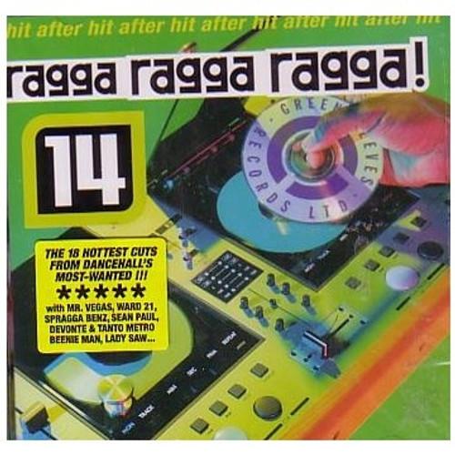 Ragga Ragga Ragga 14 - Various Artists (lp)
