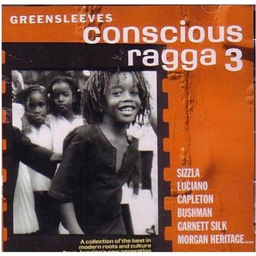 Conscious Ragga 3 - Various Artists (LP)