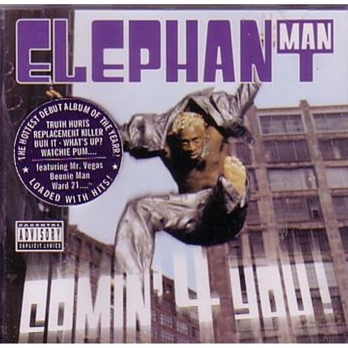 Comin 4 You - Elephant Man