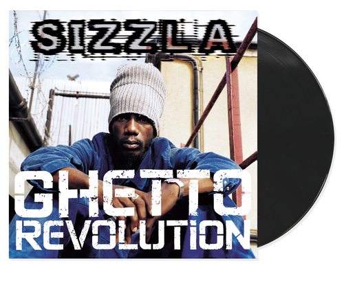Ghetto Revolution - Sizzla (LP)