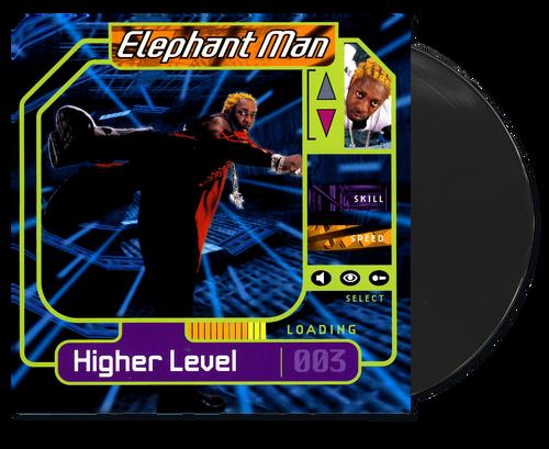 Higher Level - Elephant Man (LP)