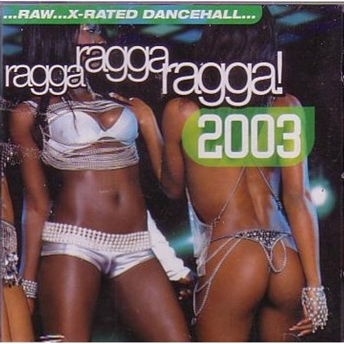 Ragga Ragga 2003 - Various Artists (Lp)