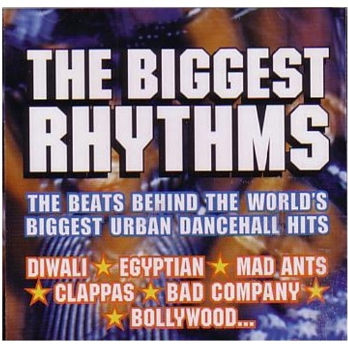 Biggest Rhythms, The - Various Artists