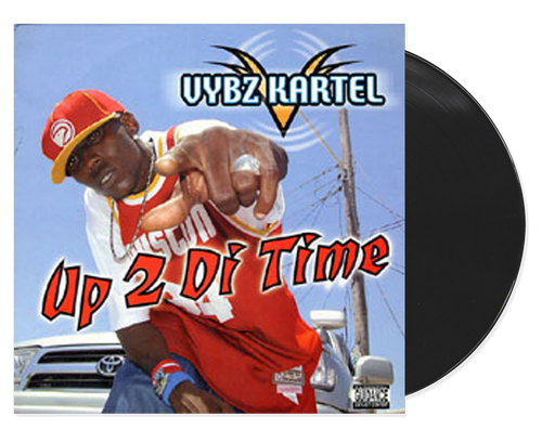 Up 2 Di Time - Vybz Kartel (LP)